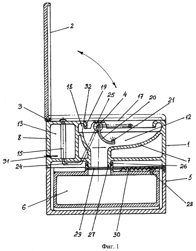 Переносное санитарно-гигиеническое устройство