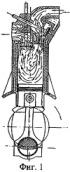 Двигатель внутреннего сгорания (двигатель баскакова)