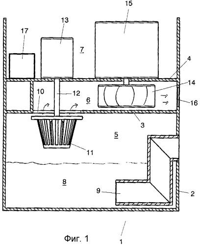 Устройство для очистки воздуха и помещения