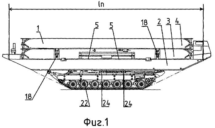 Десантный танковый паром