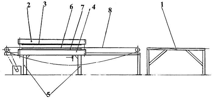 Устройство для ламинирования плит
