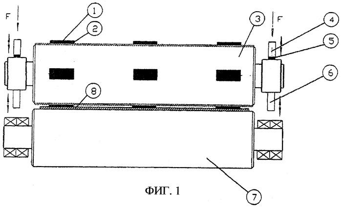 Устройство для выполнения трехмерной структуры в подложке