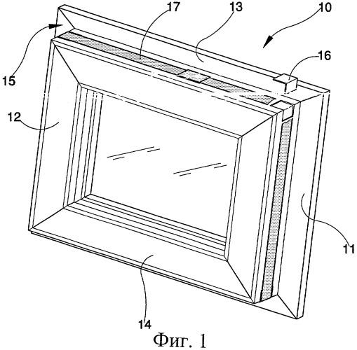 Способ изготовления оконных и дверных рам на деревянной основе, рамы на деревянной основе и соединительный узел для соединения элементов, используемых в качестве поперечин и стоек