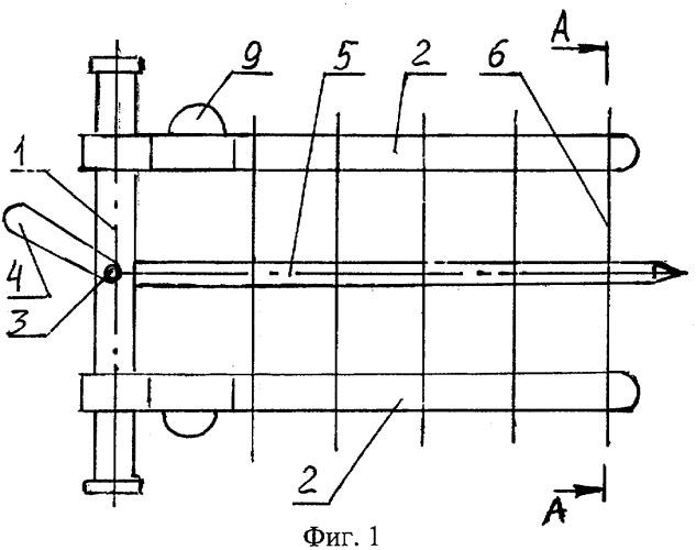Аппарат для наложения механического шва
