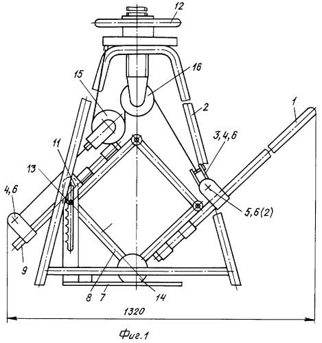 Устройство опрессовки с блочным механизмом