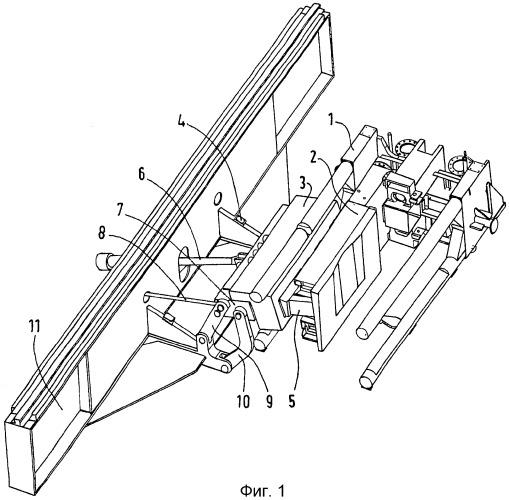 Электромагнитное тормозное устройство для кристаллизатора установки непрерывной разливки