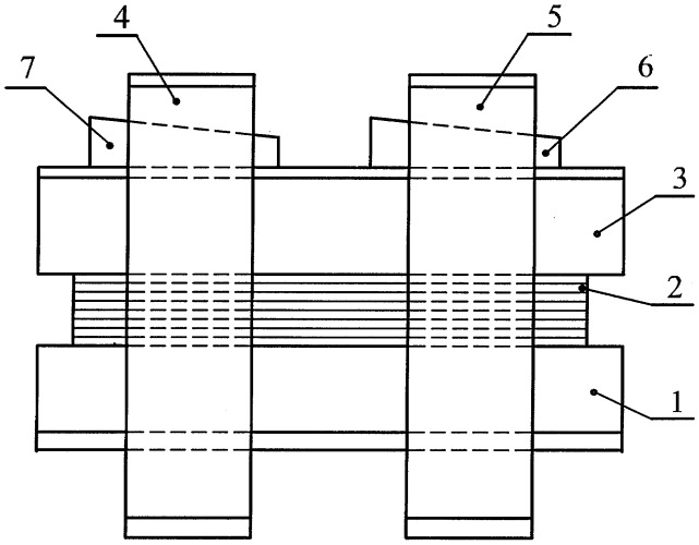 Способ получения заготовок дамасской стали
