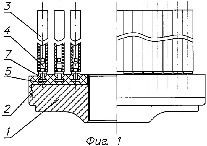 Пороховой заряд твердого ракетного топлива и способ его изготовления