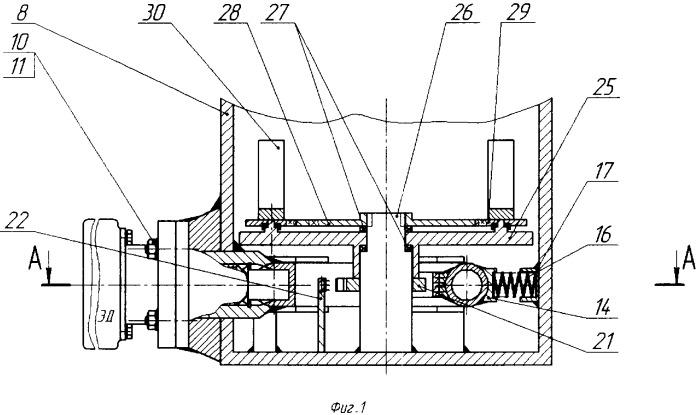 Механический вакуумный ввод