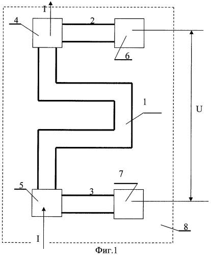 Тонкопленочный измерительный резистор