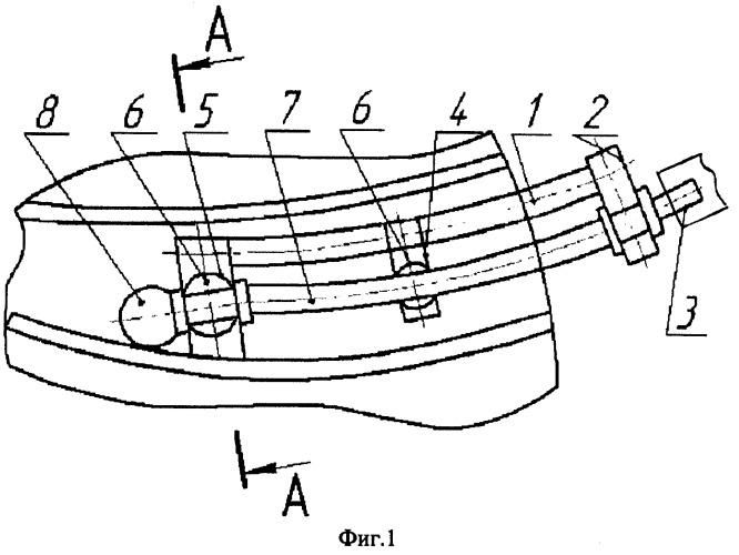 Устройство для обработки сварных швов в глубоких отверстиях с криволинейной осью