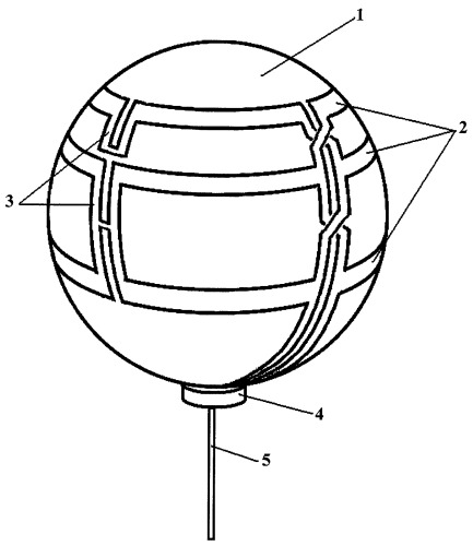 Шаровая антенна