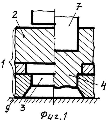 Способ соединения пакета деталей и силовая точка соединения пакета деталей
