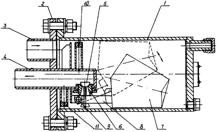 Поплавковый конденсатоотводчик