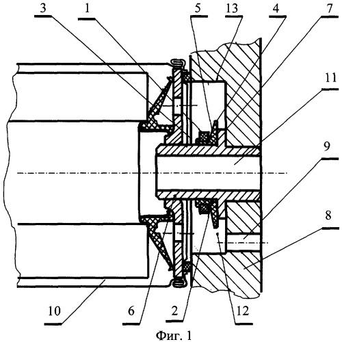 Магнитный фильтр для улавливания металлических частиц в моторном масле работающего двигателя