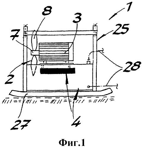 Гидросиловая установка