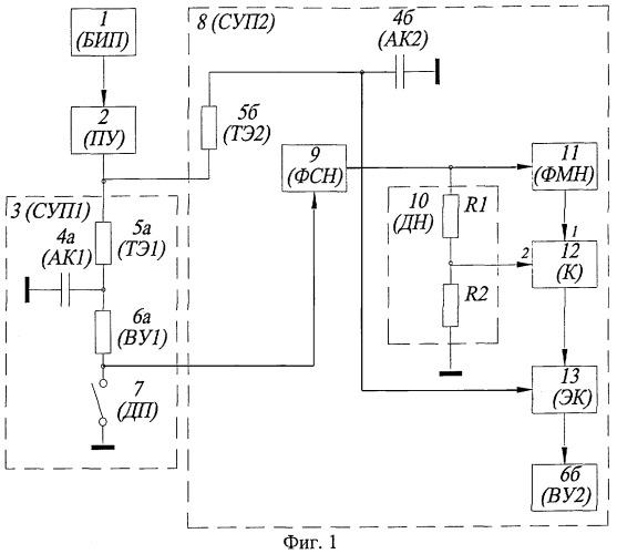 Способ управления подрывом тандемной боевой части (варианты) и система для его осуществления (варианты)