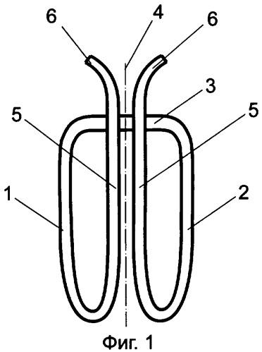 Клемма для крепления железнодорожного рельса к железобетонной шпале