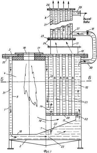 Низкотемпературный водогрейный котел