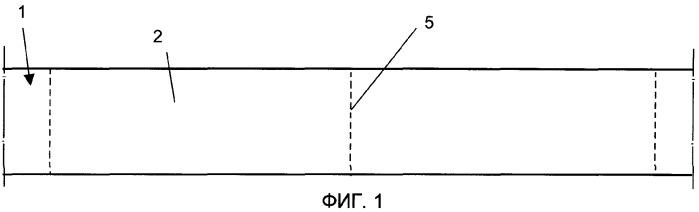 Лента для чистки межзубного пространства и способ чистки межзубного пространства этой лентой