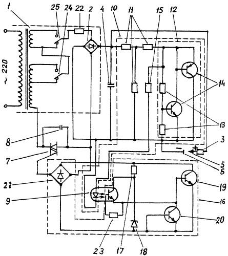 электроискровой обработки