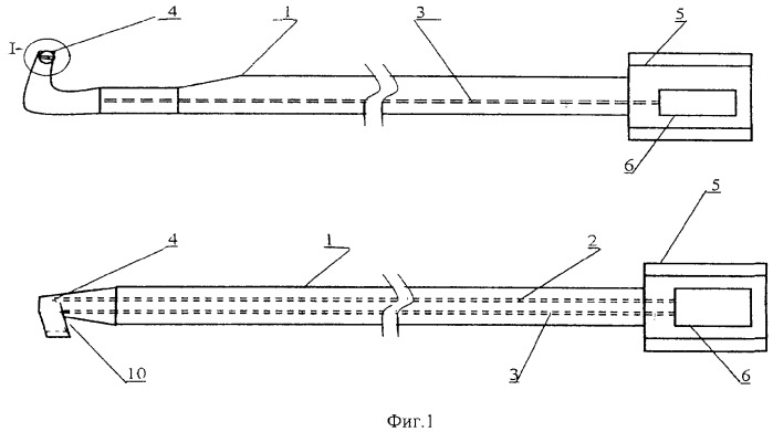 Биполярный крючок-электрод для выполнения видеолапароскопической холецистэктомии