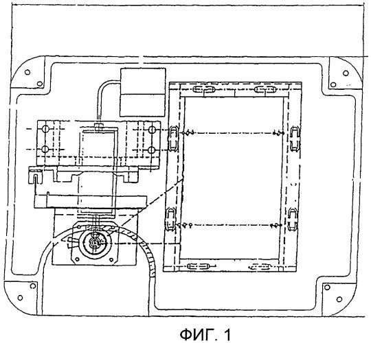 Лазерная машина для анализа, планирования и разметки необработанного алмаза