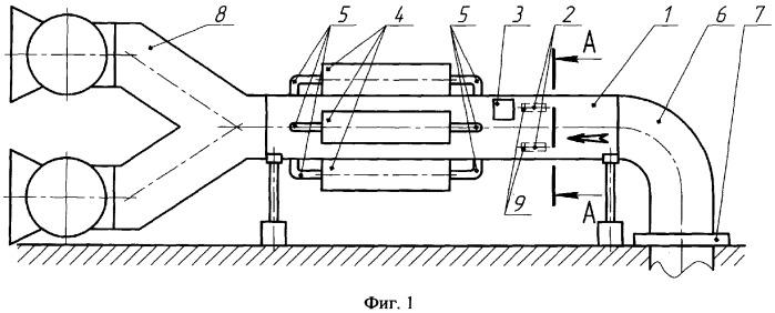Автоматическая система защиты газовоздушных скважин от взрыва