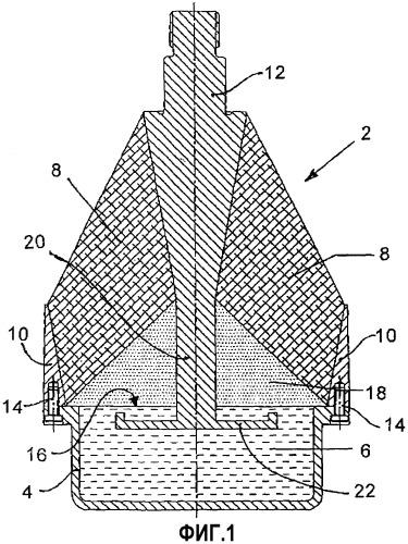 Гидрорессора в качестве первичной рессоры в рельсовых транспортных средствах