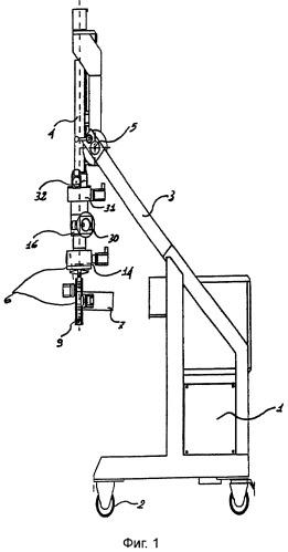 Дифрактометр и способ дифракционного анализа