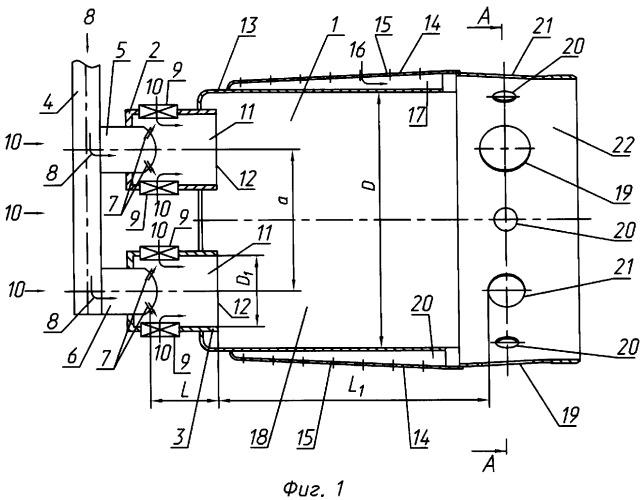 Малоэмиссионная камера сгорания газовой турбины