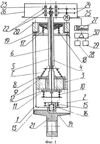 Амортизатор гидравлический с