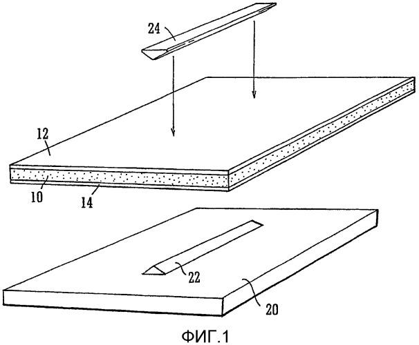 Способ производства гидроизоляционного материала (варианты)