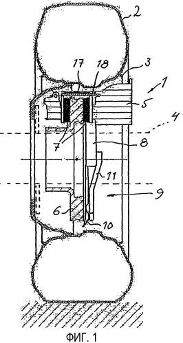 Защитная крышка для дискового тормоза и дисковый тормоз, включающий такую защитную крышку