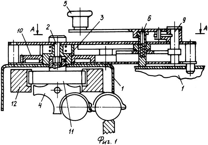 Устройство для заряжания автоматического оружия