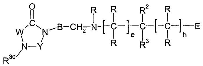 Новые производные имидазолидина, их получение и их применение в качестве антагонистов vla-4