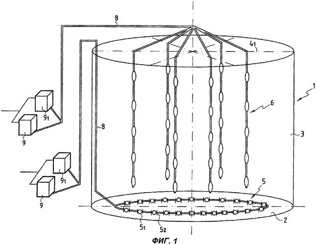 Способ испытания криогенного резервуара, предусматривающий катодную защиту