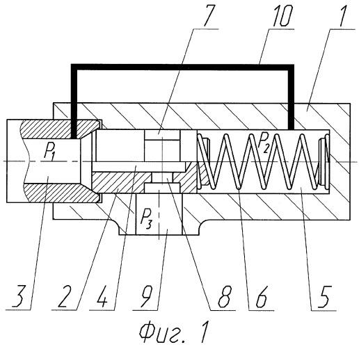 Гидравлический дроссельный клапан