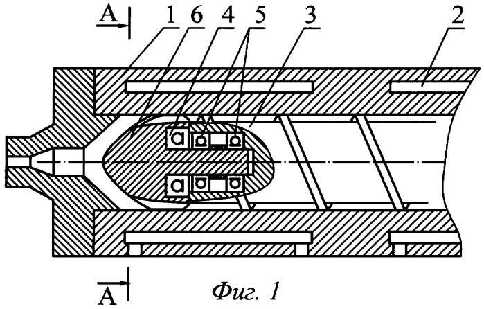 Шнековый пластикатор для полимерных материалов