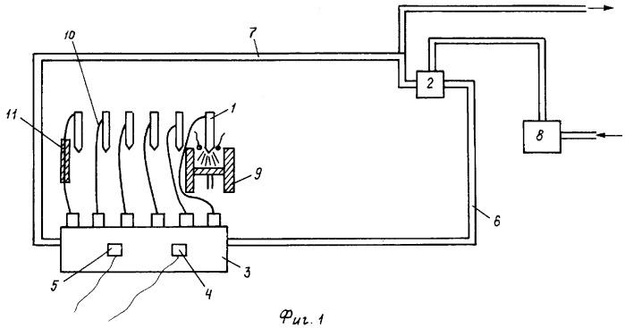 Паровой аккумулятор-рампа высокого давления плехова а.а.