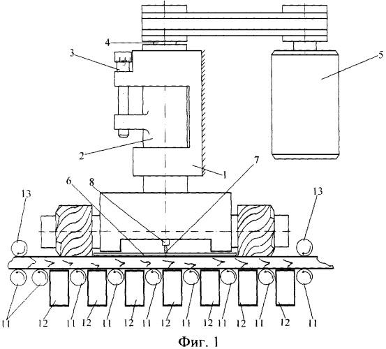 Устройство для калибрования фанерных листов и древесно-стружечных плит