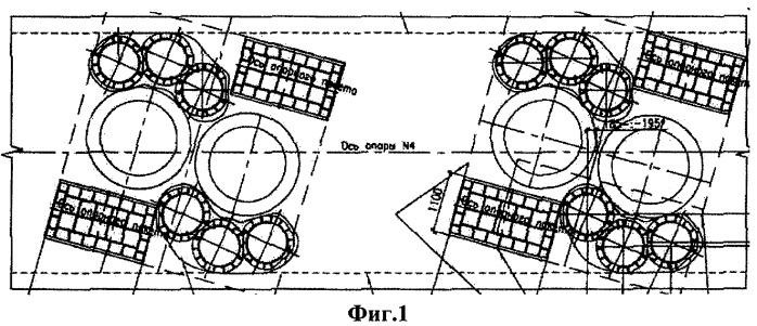 Замена опорных частей на мосту