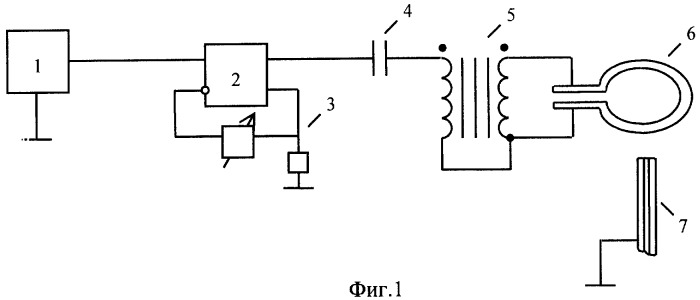 Источник света для спектрального анализа