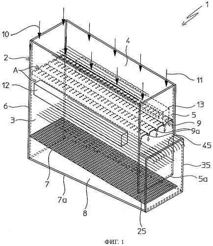 Способ гранулирования в псевдоожиженном слое и соответствующий гранулятор