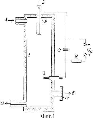 Способ очистки и стерилизации жидких или газообразных сред и устройство для его осуществления