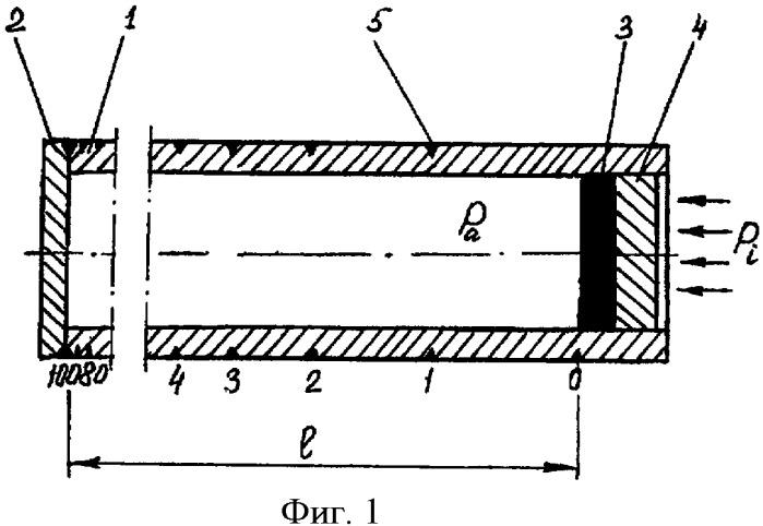 Индикатор глубины погружения водолаза