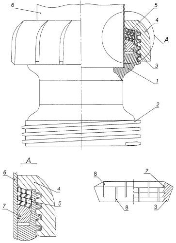 Универсальная фасонная часть полимерного напорного трубопровода