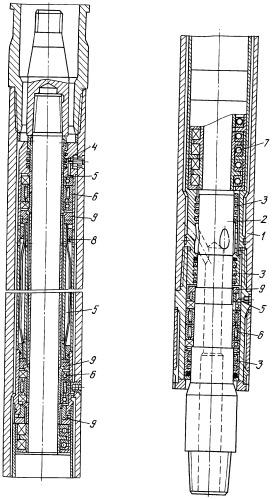 Маслонаполненная шпиндельная секция турбобура и способ подготовки ее к эксплуатации
