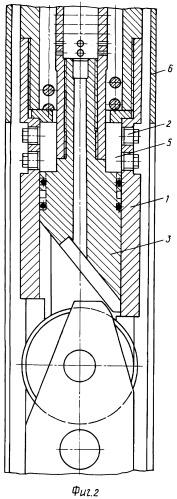 Перфоратор двухсторонний гидромеханический щелевой