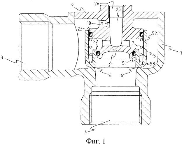 Клапан и способ создания импульса топлива